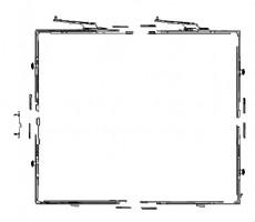 Fensterbeschläge Alu/LM