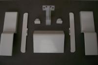 Reparatursatz GU PSK 966-200 weiß rechts